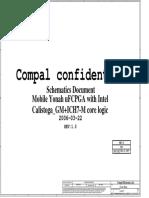 COMPAL LA-3031P (HAU20) 2006-03-22 Rev 1.0 Schematic