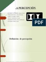 La Percepción - Grupo psicología (1).pptx