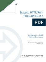 Http Push API Guide
