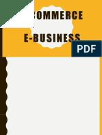 E-commerce e-business FINAL