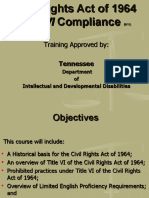 Office_of_Civil_Rights-Title_VI-Training.ppt