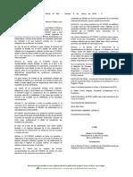 Decreto 582 Iniciativa privada en APP