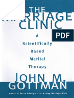 1999 - John M. Gottman - The Marriage Clinic_ A Scientifically Based Marital Therapy