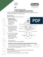 Heater Operatinf Manual