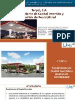 Presentacion Caso Terpel Analisis Financiero