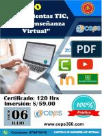 Temario herramientas TIC