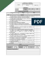 Formato Evaluación de Auditores