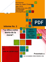INFORME 2 LA ETICA COMO CIENCIA DE LA MORAL.docx