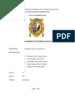 G7 407-M Comerio Internacional- Macroeconomia