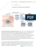Vitaminas_ principales funciones y síndrome de deficiencia ELSEVIER TOMADO DE PATOLOGIA DE ROBBINS