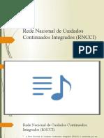 Rede Nacional de Cuidados Continuados Integrados RNCCI