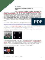 BTAV_13-002.REV.3 (TV´s SMART 3D - RESTAURAÇÃO DE FIRMWARE)