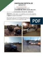 ANALISIS Y ACTIVIDADES DEL GASTO SOCIAL AL 31 JUNIO