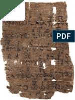 Old Greek Music Score Image 2