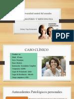 caso clinico Menopausia