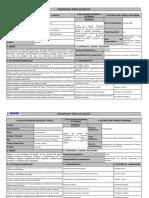 Perfil analista administrativo