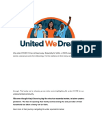 UWD - Undocumented Under COVID
