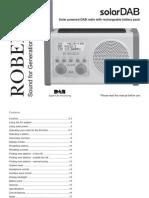 Roberts Solar DAB