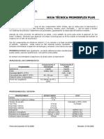 HOJA TECNICA PRIMERFLEX PLUS ESPAÑOL.pdf