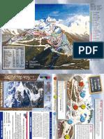 100101 Plan des pistes Collet d'Allevard