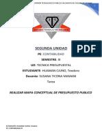 2da U-mapa conceptual presupuesto publico
