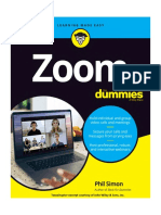 Zoom For Dummies Excerpt