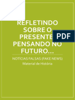 Fato ou Fake (FALSO)
