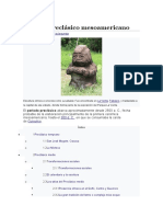 periodo posclasico mesoamericano resumen