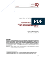 Dossier History of Mathematical Education