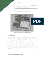 Microprocessor Lab Manual - Final