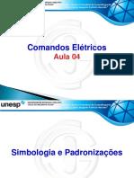 Comandos Elétricos aulas 04, 05 e 06 - Jomar Bueno -  Simbologia + Iluminação +Tomadas