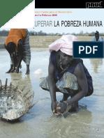 Relatório pobreza 2000
