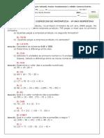 6o_ano_matematica_vespertino_gabarito_bateria_de_exercicios