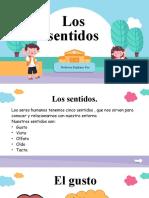 38.- LOS SENTIDOS EDIT