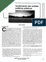 Muller' - Unknown - Genesis y fundomento del cnclisis de politicos publicos.pdf
