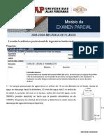 379382333-Modelo-de-Examen-Parcial-Mecanica-de-Fluidos