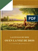5.Las ovejas de Dios oyen a Dios