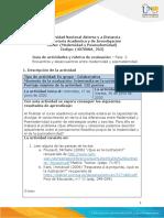 Guia de actividades y Rúbrica de evaluación - fase 2 - Encuentros y desencuentros entre modernidad y posmodernidad.pdf