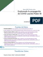Explorar COVID con Power BI