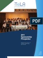 Sponsorship Prospectus