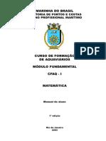 cfaq-I matematica a COPIA CURSO DE FORMAÇÃO AQUAVIARIOS