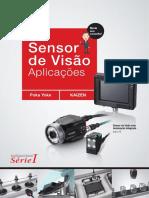 Visão - KEYENCE_Sensor de Visão - Aplicações