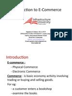 Introductio to E-Commerce