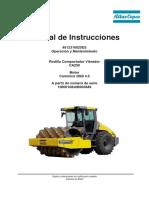 CA250 Manual de operacion