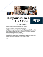 Tyler Durden - Responses To Leave Us Alone.pdf