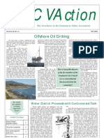 Fall 2005 CVAction Newsletter ~ Carpinteria Valley Association