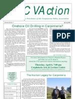 Spring 2006 CVAction Newsletter ~ Carpinteria Valley Association