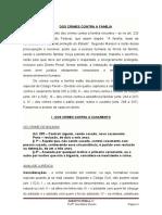 Apostila Direito Penal IV  material parcial dos crimes contra a familia. (1).docx