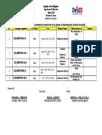 CLCD TLE 8  HANDICRAFT 2ND