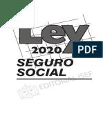 28-Ley del seguro social 2020
